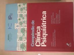 Livro Compêndio de Clínica Psiquiátrica