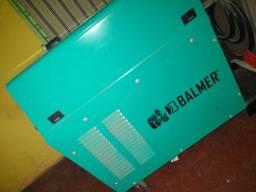 Balmer Vulcano 280 com tocha da Oximig