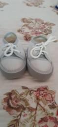 5 sapatinhos infantis