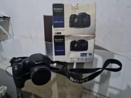 Título do anúncio: Câmera Sony Cybershot Semiprofissional