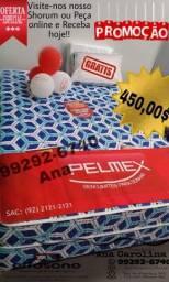 Título do anúncio: Cama box casal Espuma Pelmex ////
