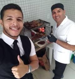 CHURRASQUEIRO & GARÇOM PROMOÇÃO