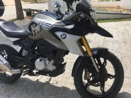 Título do anúncio: BMW G310 gs 2020 aceito troca e consigo financiar pela loja de um amigo