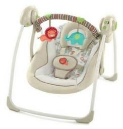 Cadeira De Balanço Para Bebê Brouncer Portátil Swing