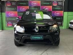 Título do anúncio: Renault Duster Expression - 1.6 Flex Auto Couro - Preta - 2019