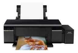 Impressora Alta Qualidade A4 Epson L805 Foto - Cd - Cartão