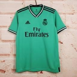 Camisa Real Madrid III