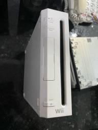 Título do anúncio: Console nintendo Wii sem cabos como na foto