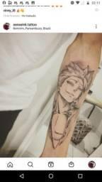 Promoção de tatuagem em Ibimirim