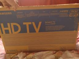Título do anúncio: Caixa de TV Samsung