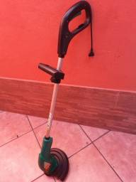 Cortador de grama trapp elétrico com cabo
