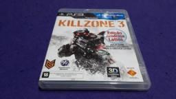 Jogo Kill Zone 3 Ps3 Edição América Latina Mídia Física
