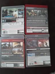 Cd's  jogos Ps3