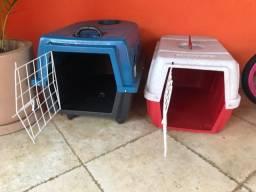 Título do anúncio: Caixa de transporte de animais tamanho 3