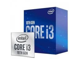 Processador Intel i3 10100F Novo Lacrado Com garantia