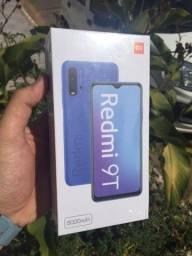 Título do anúncio: Xiaomi Redmi 9t 128gb Lacrado + Brinde e Garantia