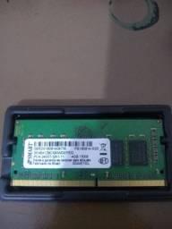 Memória 4gb DDR4
