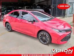 Título do anúncio: Corolla GR-Sport  2.0 Flex 21/22(Apenas 1.800 km)