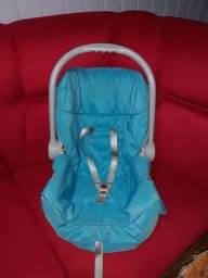 Vendo bebê conforto e canguru