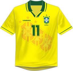 Camisa Seleção Brasil 1994 - Original