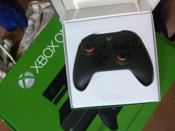 Xbox one + kinect + controle special edition + jogos