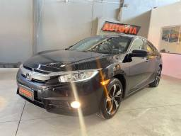 Honda Civic EXL - G10 Automatico - 2018