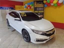 Título do anúncio: Honda Civic 2020 1.5 16v turbo gasolina touring 4p cvt