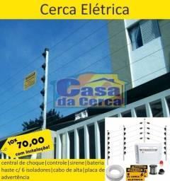 Título do anúncio: cerca eletrica