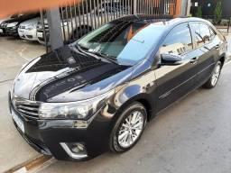 Corolla XEI 2015 automatico couro multimidia