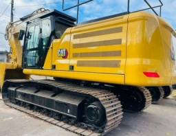 Título do anúncio: Escavadeira Hidráulica Caterpillar 320D 2020