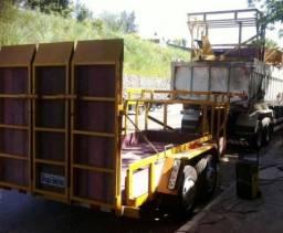 Carretinhas para Transporte de Cargas de até 5000Kg