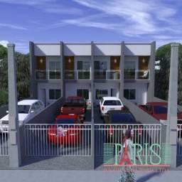 Casa à venda com 2 dormitórios em Itinga - jardim gisele, Araquari cod:305