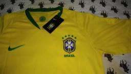 Camisa do Brasil 1° linha