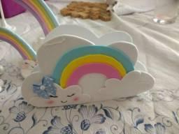Kit de decoração chuva de amor