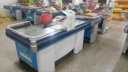 07 Check-out caixas de Supermercados 07 Balanças Eletrônicas