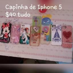 Capa de Iphone 5