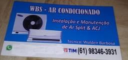 Manutenção é instalação de ar condicionado em geral