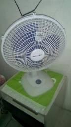 Troco um ventilador novo