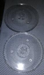 Pratos de micro ondas