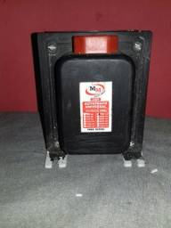 Transformador de 110 para 220 volts para Central de 9.000 btus