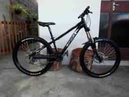Bicicleta de downhill Gios Frs Hexagon