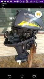 Motor Yamaha 15hp - 2015