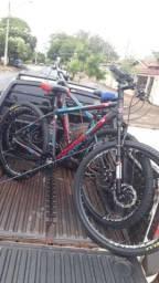 Bicicleta modelo furious 6061