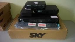 Pacote Completo Sky Tv