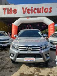Toyota hilux ano e modelo 2017 srx top (loja tiáo veículos carpina pe) - 2017