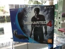 Ps4 Slim Edição Uncharted 4