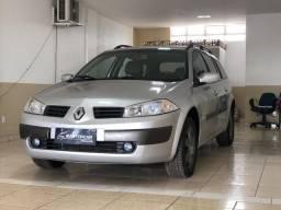 Megane 2.0 Dynamique GT Completo manual, bancos em couro, somente Brasília - 2008
