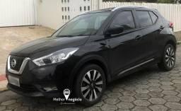 Nissan Kicks SL 1.6 16v FlexStar Aut. Preta - 2017