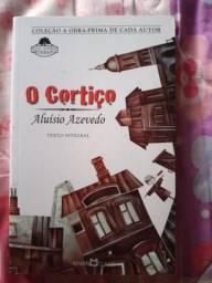 Livro O Cortiço (literatura Brasileira)