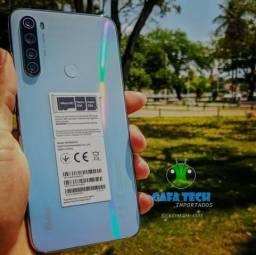 Redmi Note 8 4GB ram 64GB armazenamento Original Lacrado pronta entrega